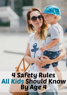 safety rules for all