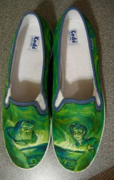 Harry Potter and the Half-Blood Prince Shoes