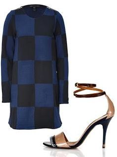 Checkerboard prints are the call for spring 2013 trendi print, spring checker, spring 2013, checkerboard print