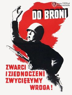 Polish poster from September Campaign