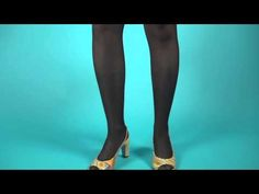 Slingback High Heels and Stockings outtake 3