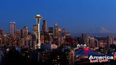 Washington State Tourism | Washington State - Rondreis Amerika - Amerika Reizen - America Travel ...