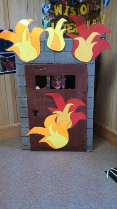 Fiery Furnace sunday school, bible stories, bible story crafts, fiery furnace daniel, fieri furnac, bibl class
