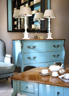 GRANGE French Furniture now in South Africa