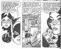 Nahnahnahnahnahnahnahnah Batgirl!