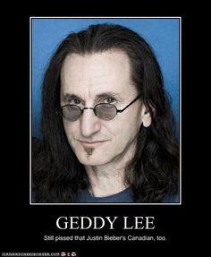 Geddy Lee   GEDDY LEE - Cheezburger