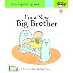 I'm a new Big Brother book for Maddox