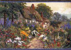 Peyote Stitch - English Garden