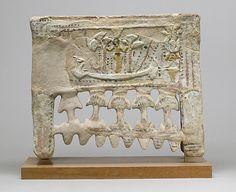 Votive Bed Period:Third Intermediate PeriodDynasty:Dynasty 22Date:ca. 945–715B.C. Egypt