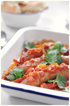 One-Pot Sausage Stew
