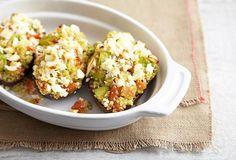 stuf avocado, tomato, potato recip, food, healthi, eat, bake avocado, baked avacado recipes, avacado quinoa