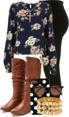 """Untitled #607"" by immaqueen101 ❤ liked on Polyvore"