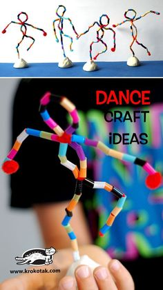 Dance craft ideas