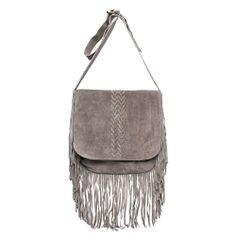 Raj Imports Jessica Fringe Bag - $50