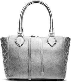 Michael Kors Miranda Quilted-Side Tote