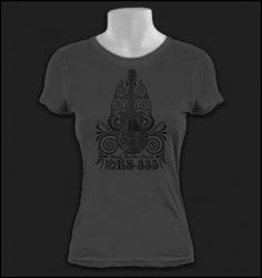 cloth, style, band tee, clutch, tshirt, t shirts, women, rocks, ladi