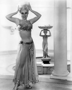 Actress Barbara Windsor in Carry on Spying.