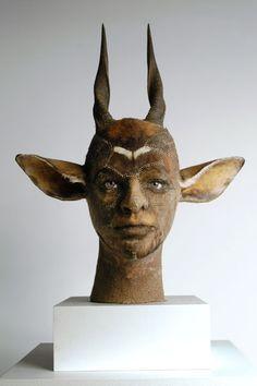 Kate Clark - antelope.