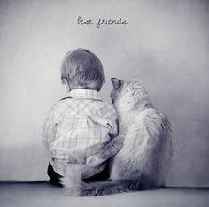 cats, anim, weight loss, pet, hard times, children, real friends, little boys, kid