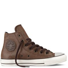 Chuck Taylor Leather Side Zip