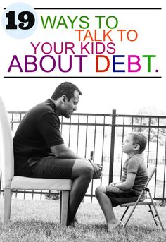 19 ways to talk to your kids about debt