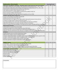 Teachers Notebook - Standards based report card $