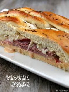 Reuben Bread 1