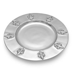 Pewter Charger or Serving Tray.