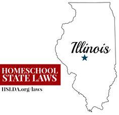 ILLINOIS Homeschool State Laws | HSLDA