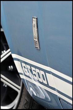 1967 Shelby GT500 Fastback 427 Side Oiler, 4-Speed