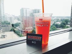 Have a drink on us! Get a FREE Medium Beverage when you sign up for DD Perks! Click on pin for more info.