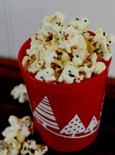 Holiday Crunch Popco