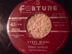 Chuck Hatfield & The Treble-Aires - Steel Wool