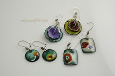 Enameling with Torching Baslet.
