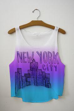 new york city is my favorite