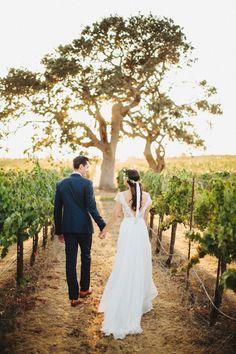 Sunstone Winery Villa wedding » Matthew Morgan Photography