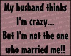 Haha... Funny!
