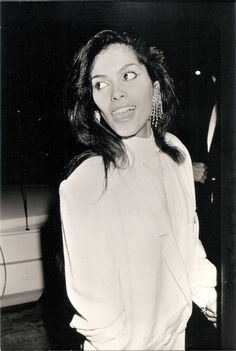 Absolutely beautiful pic of Vanity. #80s