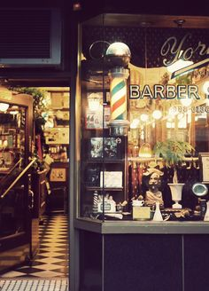 cinemagraph, anim gif, jami beck, shops, barber shop, barbershop, place, man, photographi