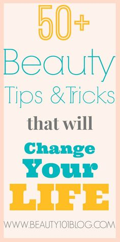 These beauty tips are amazing! Tons of great information here. Pin now - read later! #beautytips #beauty