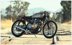 1978 HondaCB550k - Pipeburn - Purveyors of Classic Motorcycles, Cafe Racers & Custom motorbikes