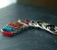 Macrame Jewelry  #Jewelry