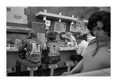 Dave Jordano Photography - Drugstore, Detroit 1972
