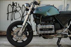 der motorrad, bmw custom, moto sumisura, bike inspir, bmw caferac, custom bike, sumisura bmw, bmw k100, cafe racers