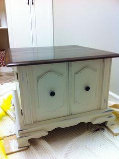 Restoring Furniture