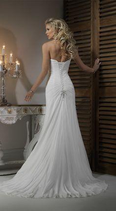 Most Beautiful Wedding Dresses Ever Amp Stuff On Pinterest
