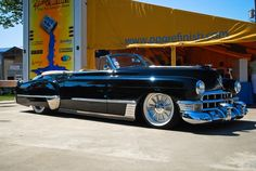 1949 Cadillac Series 62, looking perfect. #ClassicNation