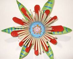 Cafemommers: Making Flowers from Old Drink Cans!