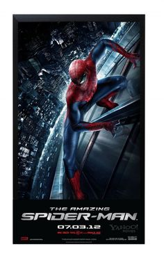 New Amazing Spider-Man poster