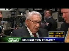 Kissinger: Obama Will Create A New World Order - Remember Rahm Emanuel saying Obama's administration would never let a crisis go to waste? Well... Obama's fundamentally changing America in the New World Order.